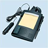 ELECTRONIC 12V AUTO CLIPBOARD WITH VOICE RECORDER/LIGHT/PEN AND PAD