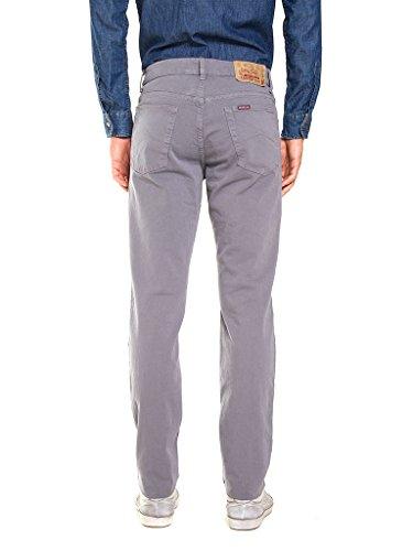 Denim Jeans Fit Grigio 855 Stretch Carrera Regular Color Uomo EB6w6qOx