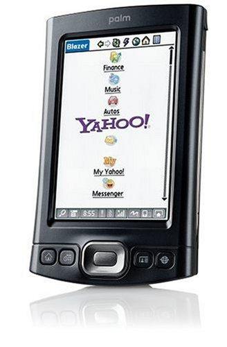 Palm TX - Palm OS Garnet 5.4 312 MHz