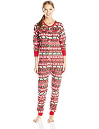 Amazon.com: AmazonGlobal Eligible - One-Piece Pajamas / Sleep ...