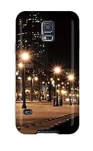 New ThomasSFletcher Super Strong Sfondo Del Giorno Tpu Case Cover For Galaxy S5