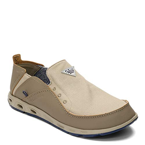 Columbia Men's, Bahama Vent PFG Slip on Boat Shoe SAGE 8 M by Columbia
