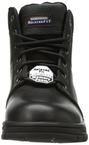Skechers Per Lavoro Mens Workshire Condor Work Boot Black