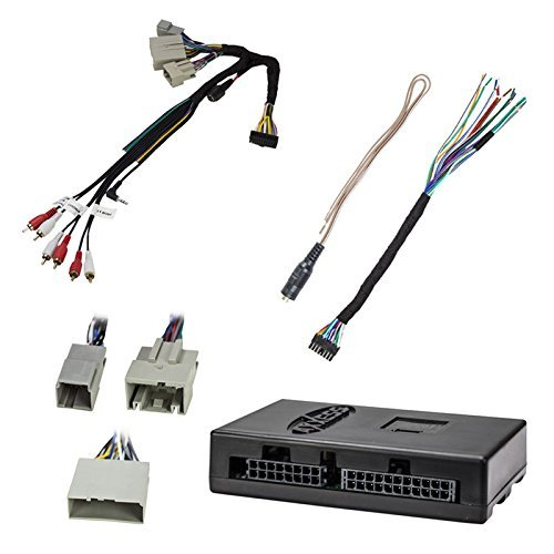 Axxess AX-FD1-SWC Interface W/SWC for Select 2008-Up Ford Vehicles