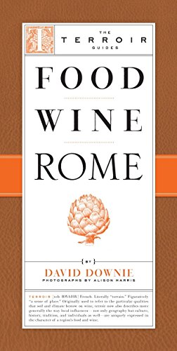 Food Wine Rome (Terroir Guides)