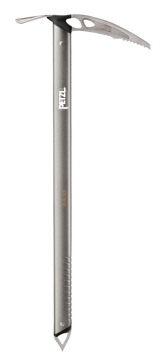 Petzl - GLACIER, Lightweight Performance Ice Axe for Glacier Travel, 60 cm