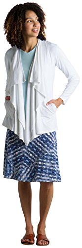 ExOfficio Women's Wanderlux Convertible Skirt, Batik Print, X-small ()