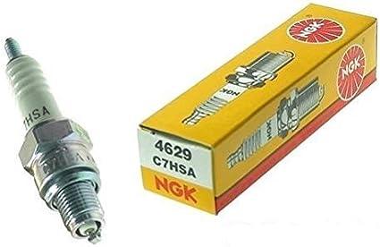 Nitro Motors Zündkerze Quad Atv Kinderquad 110 125 Cc Ngk C7hsa Sport Freizeit