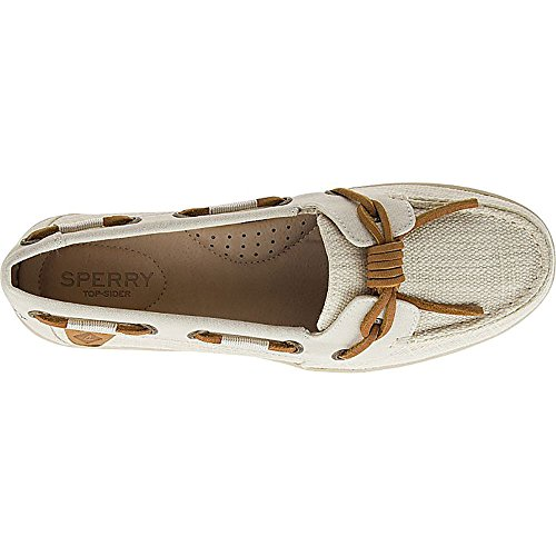 Sperry Top-Sider Barrelfish Bootsschuh Elfenbein