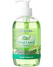Ginvera 2In1 Hand Liquid Soap