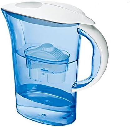 Alemania importados tecnología casa recto potable filtro botella de agua botella de agua purificador de agua filtro de agua del grifo: Amazon.es: Hogar