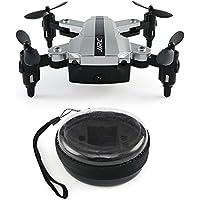 Littleice JJRC H54W Mini Foldable Pocket Drone Reomote Control Mini FPV Quadcopter Selfie 480P WiFi Camera Hover