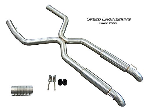 - LS1 LS6 Camaro Firebird True Dual Exhaust (Axle Dump)
