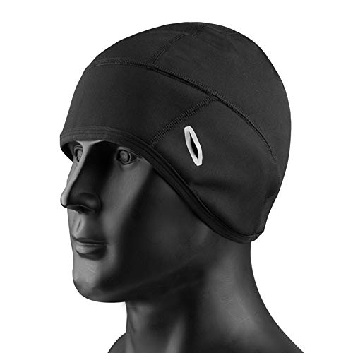 CoolChange Skull Cap Helmet Liner Fits Glasses Winter Thermal Running Beanie Cycling Caps