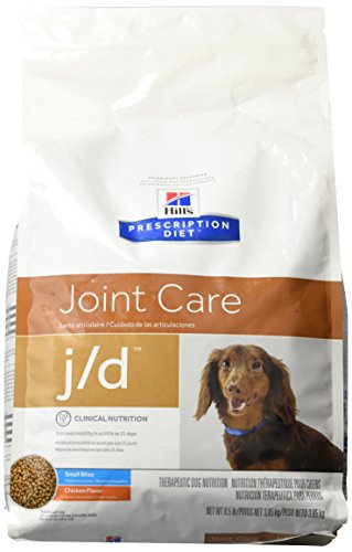 Hill's Prescription Diet J/D Mobility - Small Bites Dry Dog Food (8.5 lb)