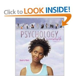 Psychology in Everyday Life 2nd Ed