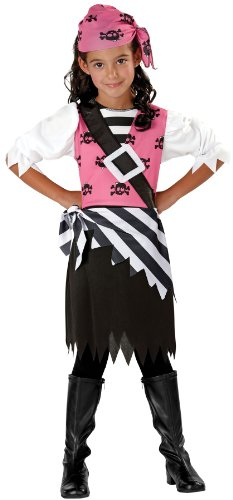 Punky Costumes Child Pirate (Punky Pirate Kids Costume)