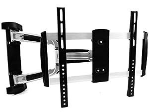 Störch Double-Flex-400 Wandhalterung für Fernseher (63,3-147,7 cm (25-58...