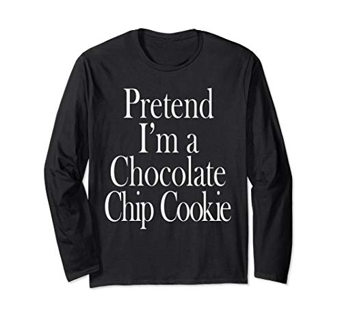 Chocolate Chip Cookie Costume Long Sleeve -