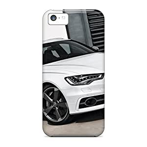 Defender Case For Iphone 5c, Audi S6 Avant 2013 Pattern hjbrhga1544