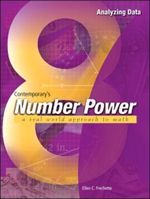 Contemporary's Number Power Analyzing Data by Frechette, Ellen Carley (2000) Paperback