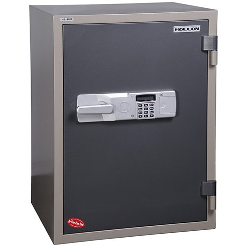 Hollon HS 880E 2 Hour Fireproof Office Safe