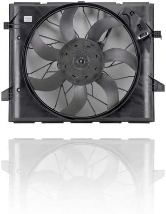 11-13 Jeep Grand Cherokee 3.6//5.7//6.4L Heavy-Duty Engine Cooling Fan Assembly 55038994AI Cooling Direct For//Fit 11-13 Dodge Durano 3.6//5.7L