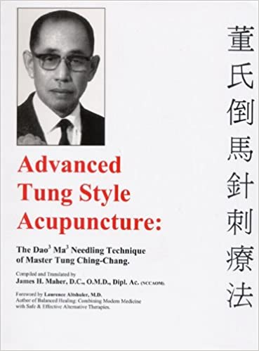 Image result for advanced tung acupuncture - Dao Ma Needling Technique