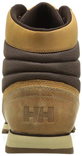 Helly Hansen Woodlands, Botas de Protección para Hombre HONEY WHEAT / SLATE BLACK