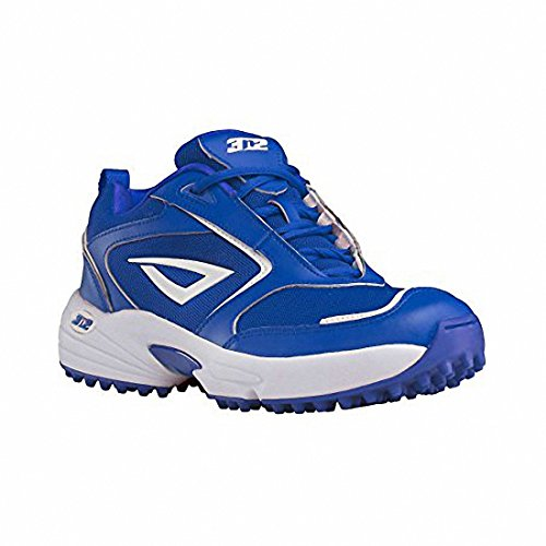 3N2 7845 Unisex Mofo Turf Trainer, Royal Blue, Size - 5.5 by 3N2