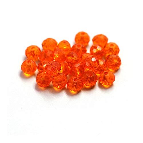(iZasky Crystal Glass Beads 4mm (0.16