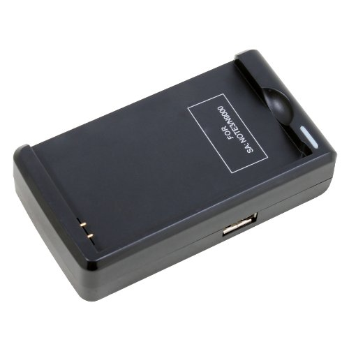 External Travel Wall Battery Charger For Galaxy Note 3 N9000 N9005 N9002 (Battery Pack Wall Charger)