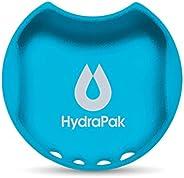 Hydrapak Watergate Wide Mouth Splash Guard, Malibu Blue, 63mm