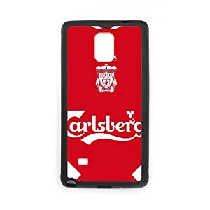 Liverpool Logo For Samsung Galaxy Note4 N9108 Csae protection Case DH559295