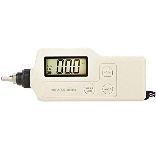 GM63A Handheld Portable LED Digital Vibrometer Vibration Sensor Meter Tester Analyzer Acceleration