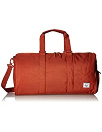 Herschel Novel Mid-Volume Duffel Bag, picante Crosshatch, One Size
