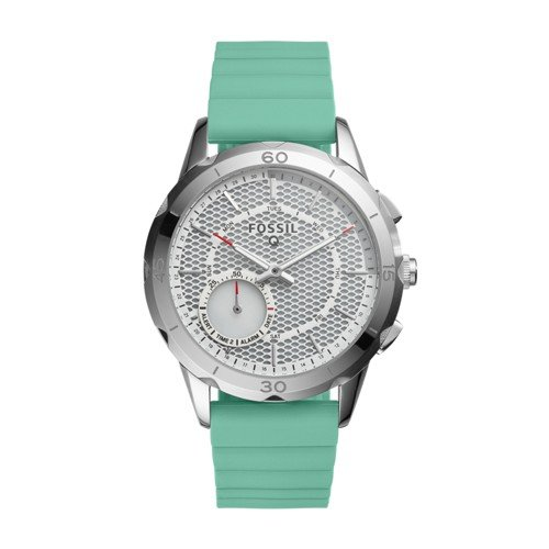 Fossil Hybrid Smartwatch - Q Modern Pursuit Mint Green by Fossil