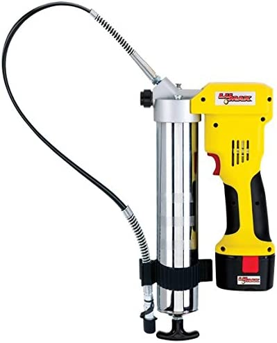 Lumax LX-1175 Handyluber 12V Cordless Grease Gun with Single Battery, 7000 Psi