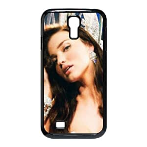 Samsung Galaxy S4 9500 Cell Phone Case Black Victoria Angels Girl H5P7EE