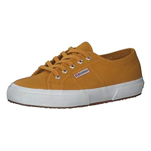 chollos oferta descuentos barato Superga 2750 Cotu Classic Zapatillas Unisex Adulto Amarillo Yellow Golden W8u 46 EU