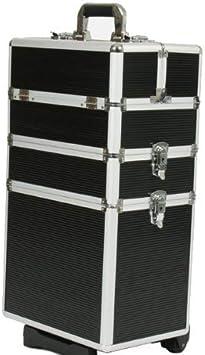 Carro de herramientas Roll maletín 120 kg de carga caja para ...