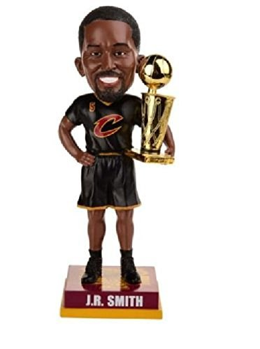 J.R. Smith Cleveland Cavaliers 2016 NBA Champions BobbleHead Forever Smith Bobble Head