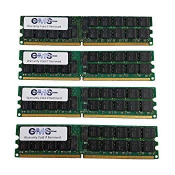 2x4GB 8GB MEMORY RAM FOR HP//Compaq Workstation xw8400 series by CMS B54