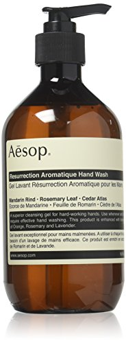 Aesop Resurrection Aromatique Hand Wash, 16.9 Ounce