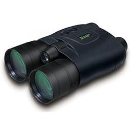 Night Owl Night Vision NOB5X 5 x 50 Binocular - 5x 50mm - Armored - NOB5X