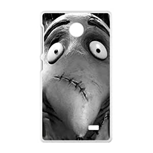 ZXCV Cute curious snoopy Cell Phone Case for Nokia Lumia X