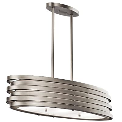 Kichler 43303NI Three Light Pendant