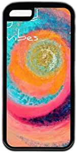 Colorful Pattern Good Vibes Theme Iphone 5c Case