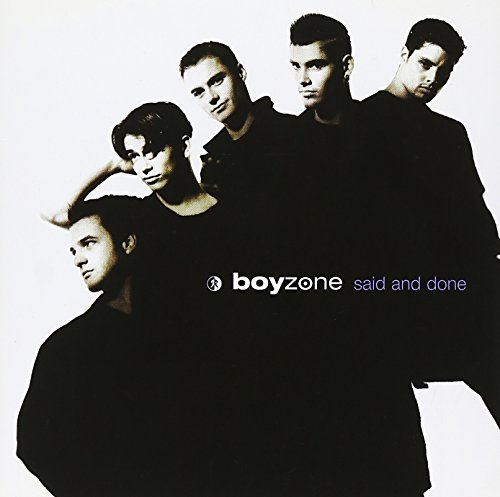 Boyzone - Boyzone - Said And Done - Polydor - 527 801.2 - Zortam Music