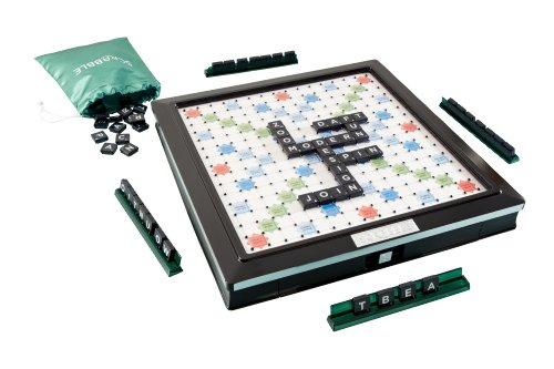 scrabble game turntable - 7